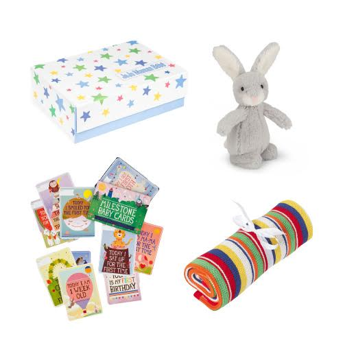 Giveaway: Win a JoJo Maman Bebe new baby gift box