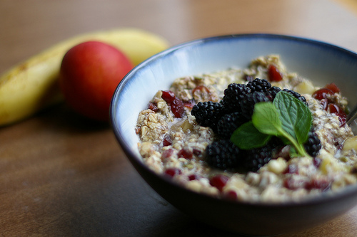 Overnight Oats for the busy body