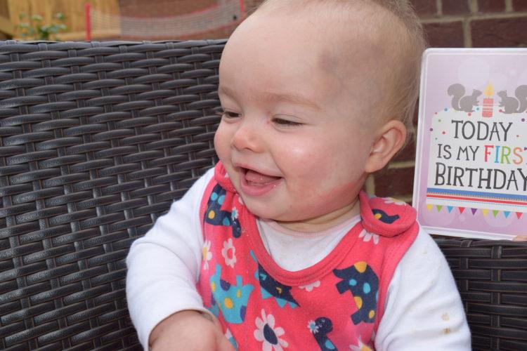 Eliza, 1 year old