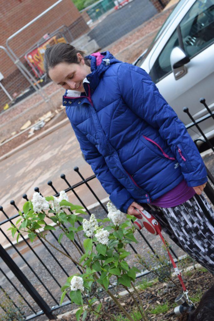 Trespass coat, Outdoor Look