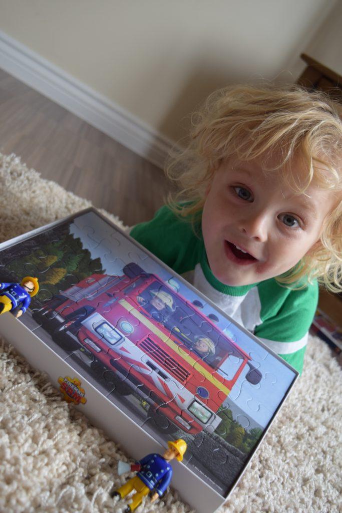 Fireman Sam Safety