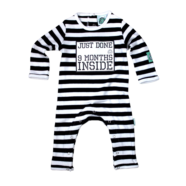 Giveaway: Win a Lazy Baby babygrow