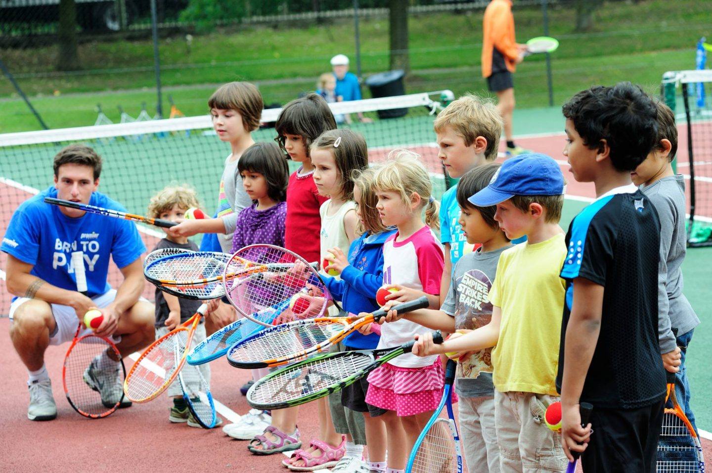 The Great British Tennis Weekend – get involved! #GBTW