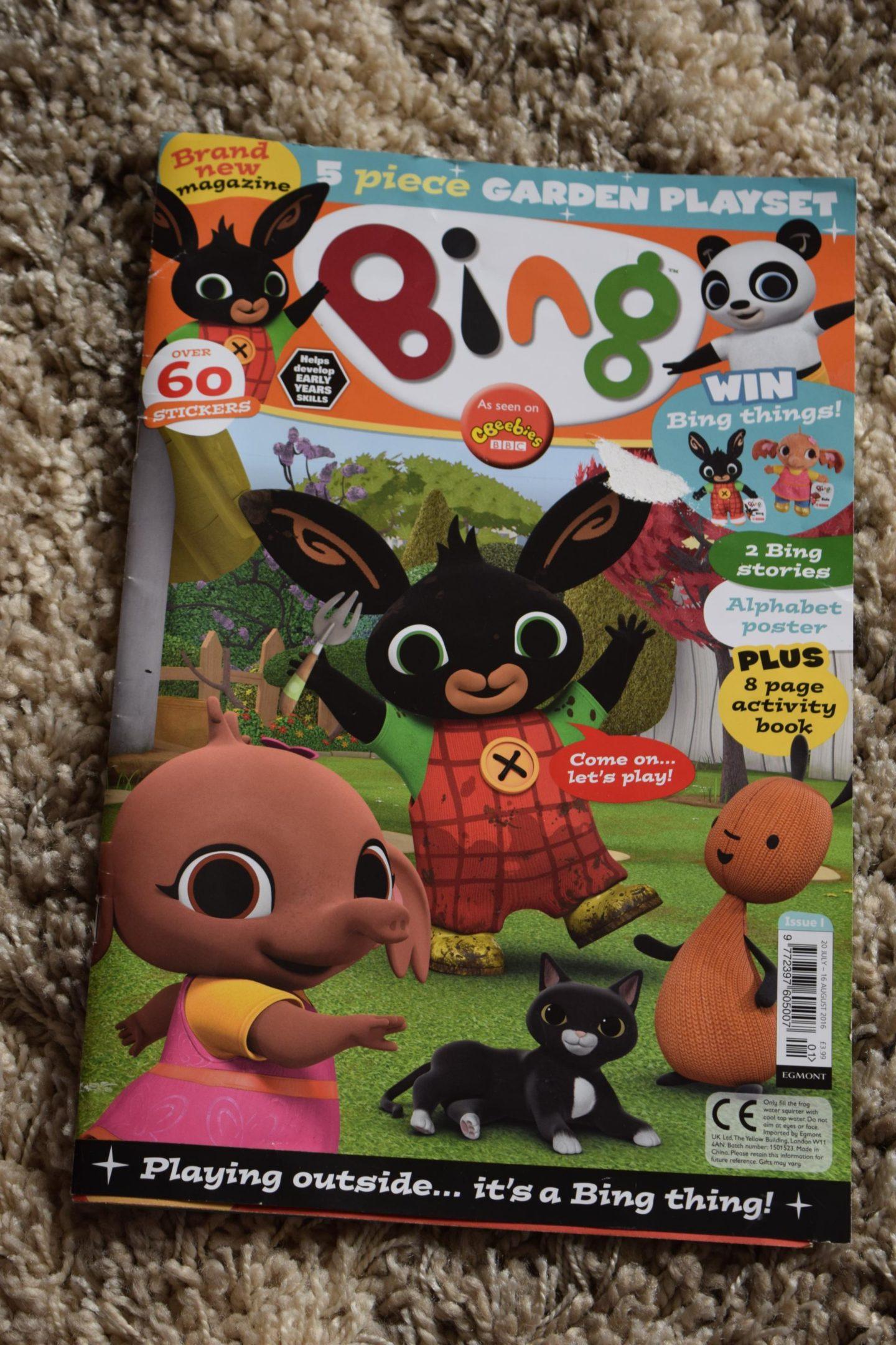 Bing magazine