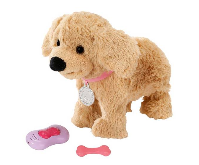 Giveaway: Win a BABY Born Train Andy Puppy