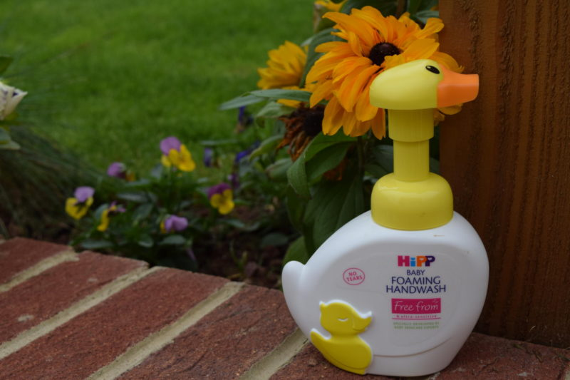 HiPP Ultra Sensitive handwash