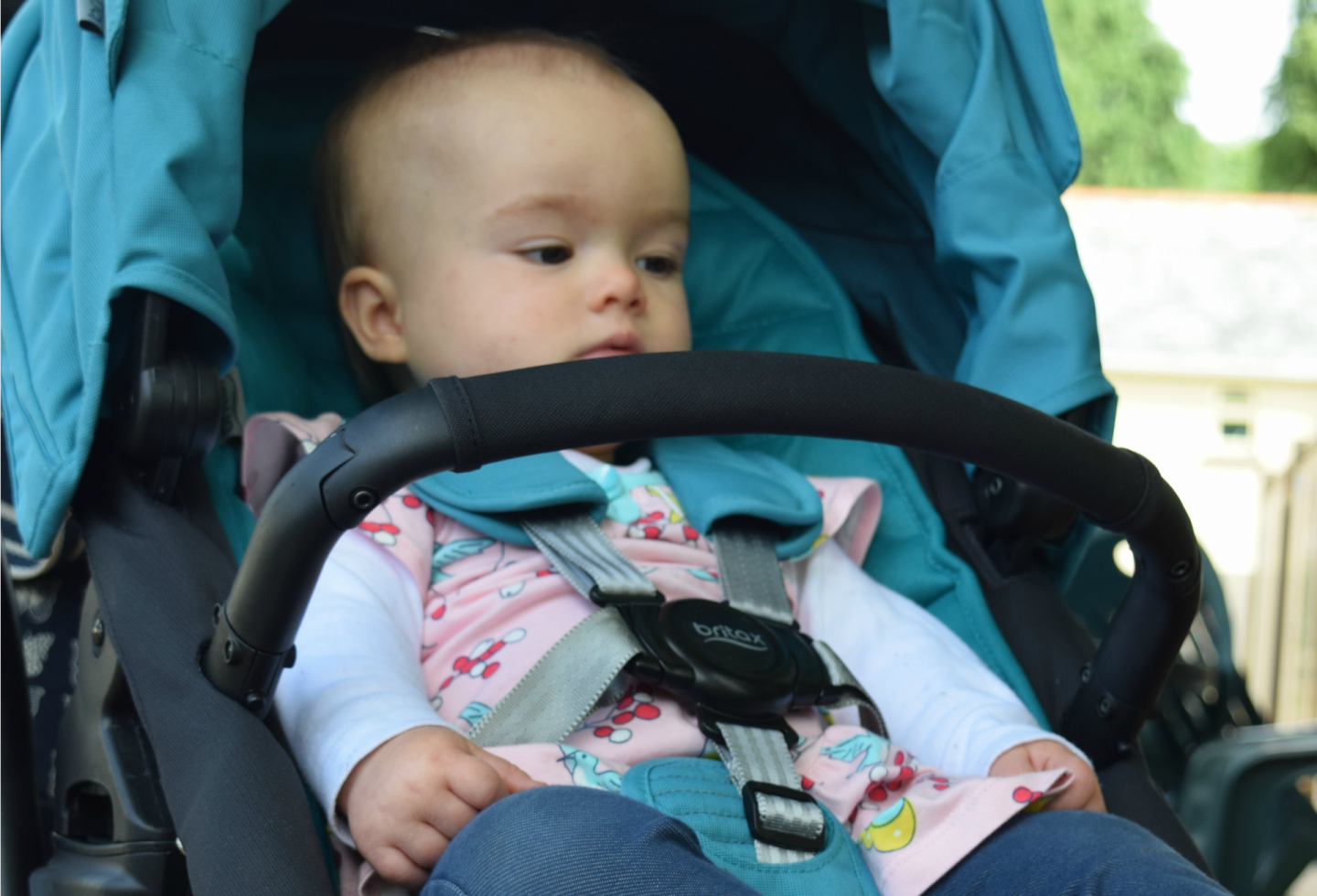 Review: Britax Affinity 2