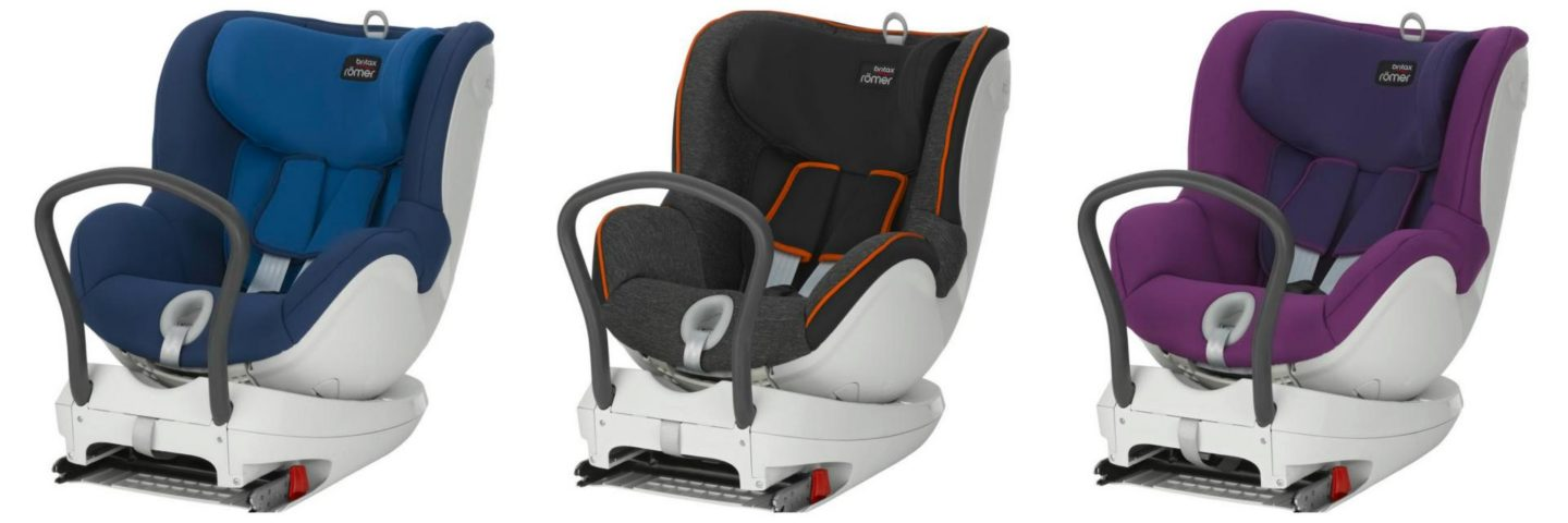 Giveaway | Win a Britax Dualfix car seat