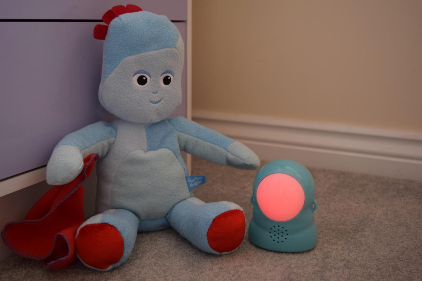Review and giveaway | Iggle Piggle Sleep Tight