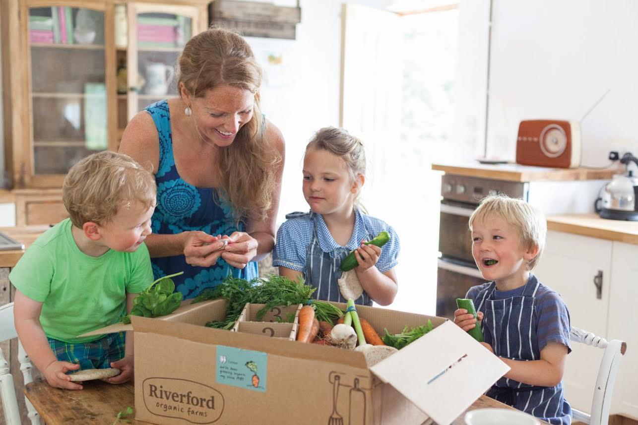 Giveaway | Win a Riverford fruit and veg box