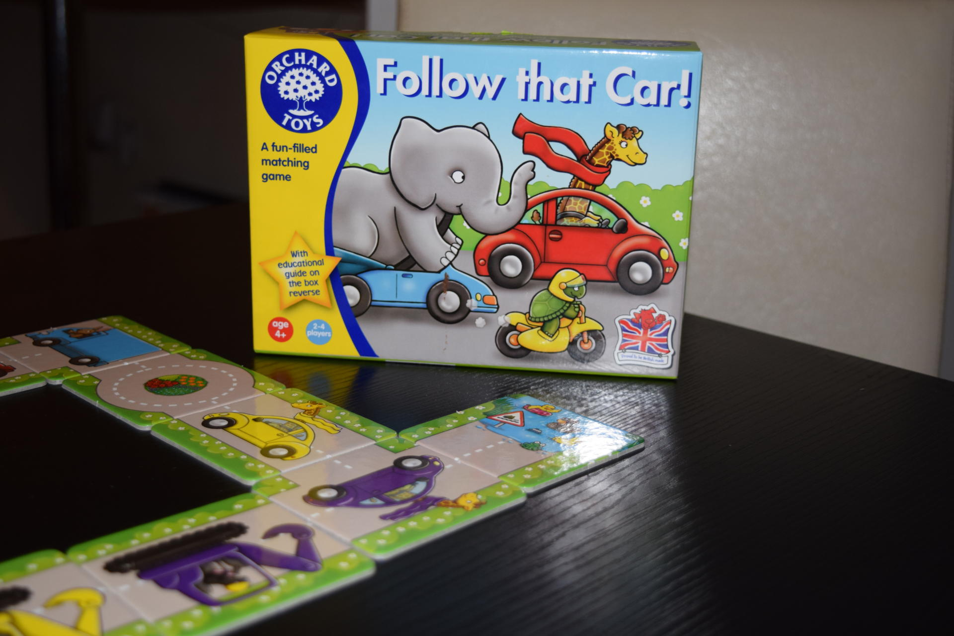 Orchard Toys Follow that Car