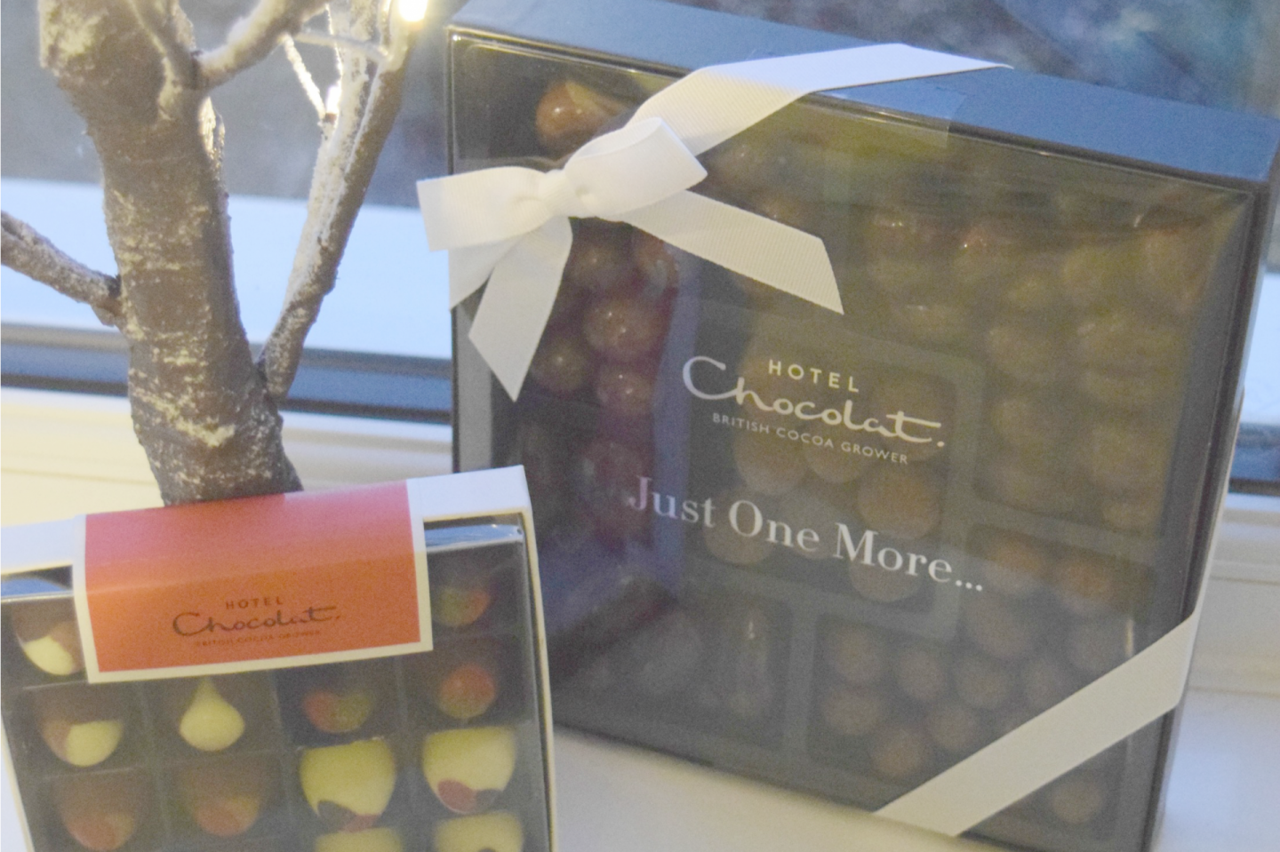 Giveaway | Win Hotel Chocolat Christmas chocolates