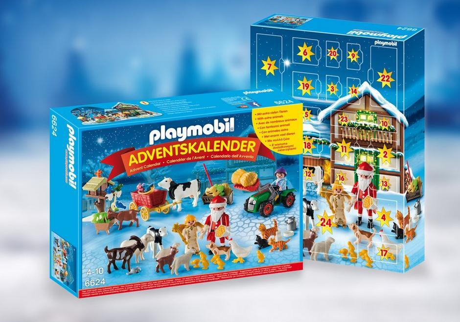 Review | Playmobil advent calendar