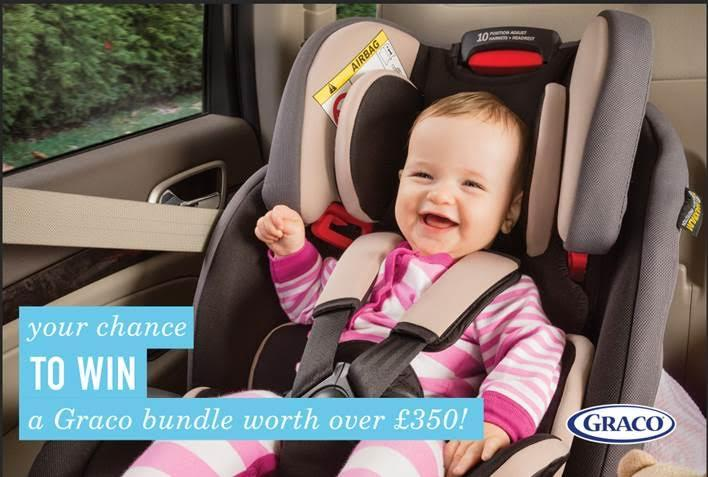 Win a Graco prize bundle worth over £350