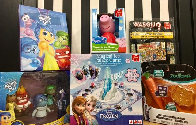 Giveaway | Win an exclusive toy bundle worth £50