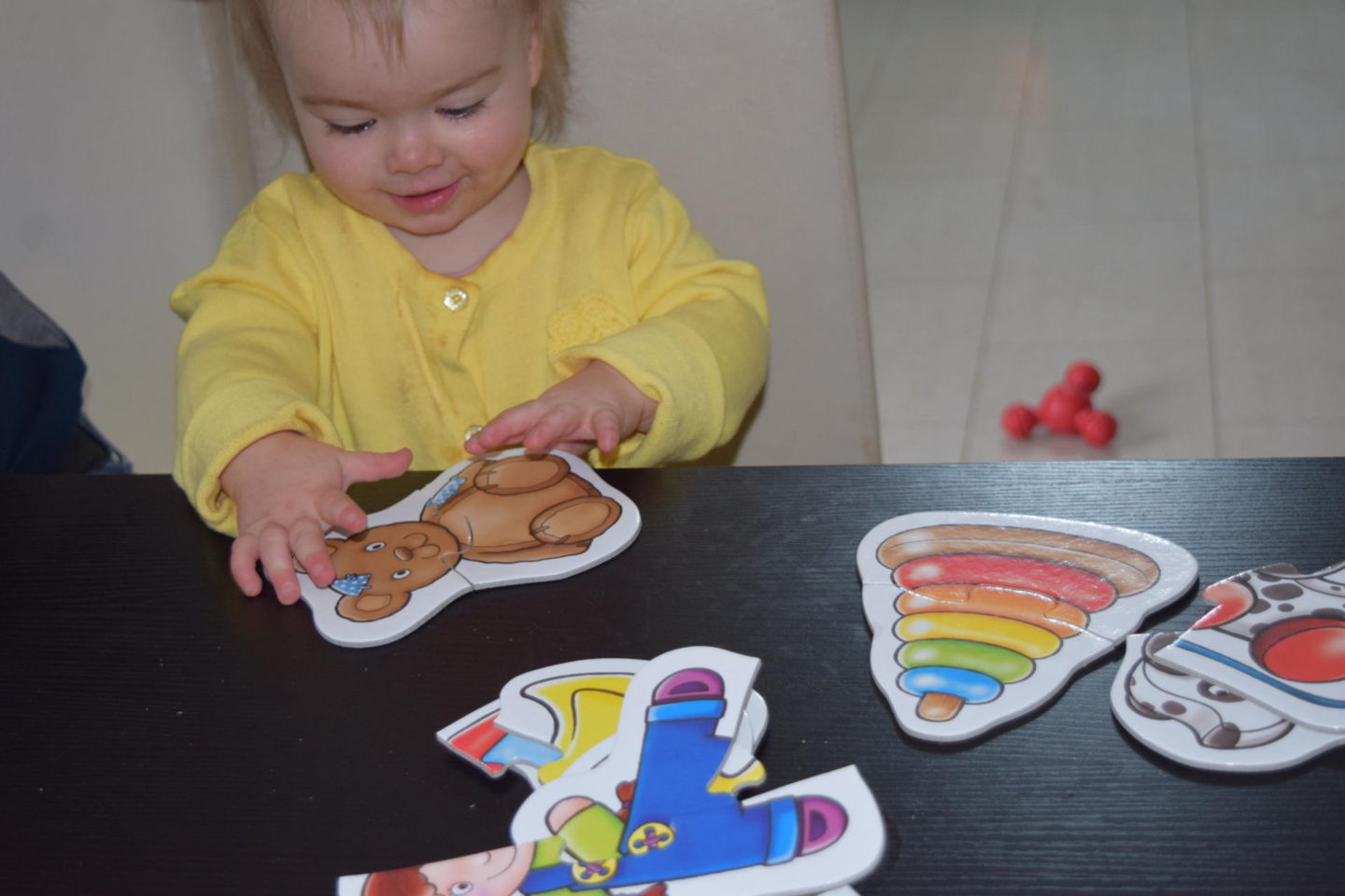Review   Orchard Toys 'Toys' puzzle