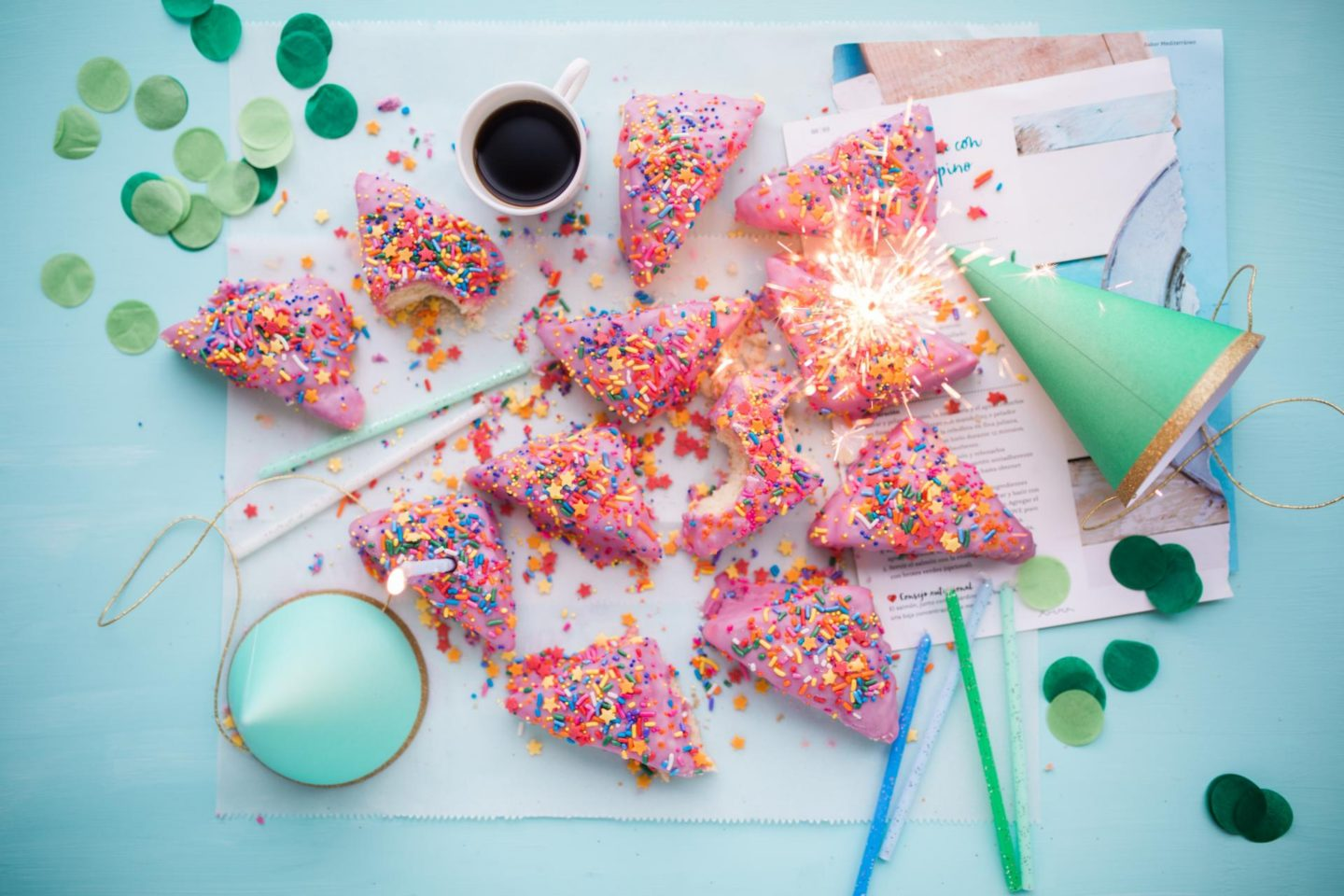 Kids birthday parties on a budget