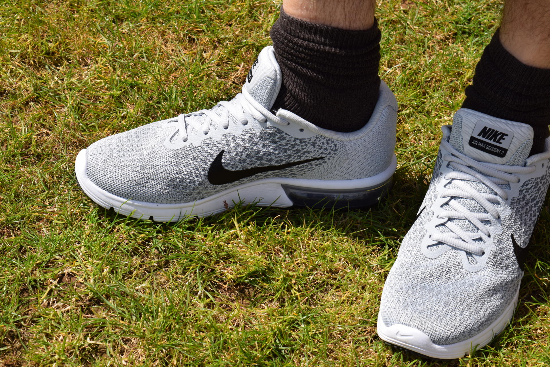 Review Nike Air Max Sequent 2 Trainers Family Fever