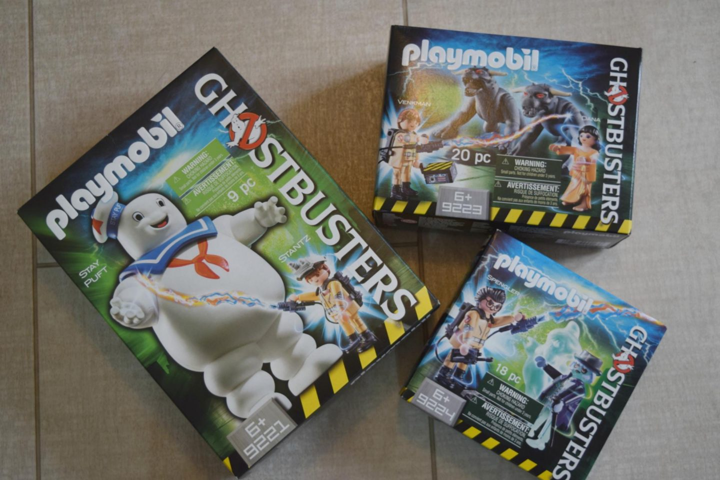 Review | Playmobil Ghostbusters