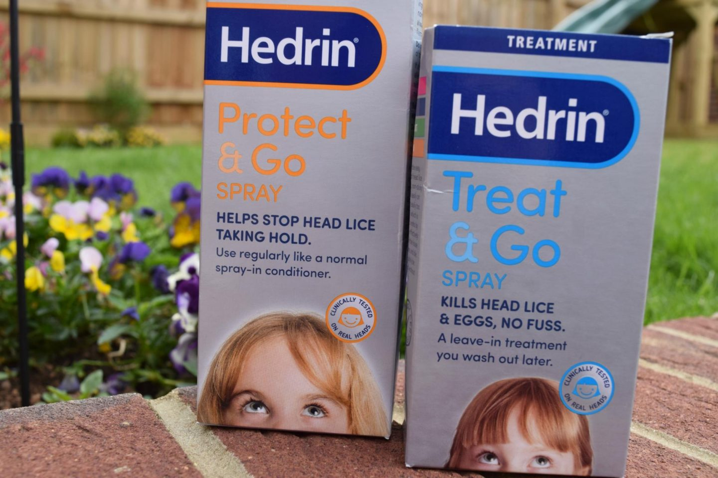 Review & giveaway | Hedrin