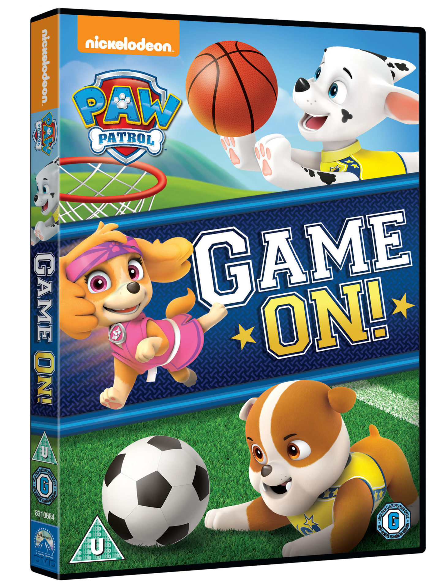 Giveaway | Win Paw Patrol Game On DVD