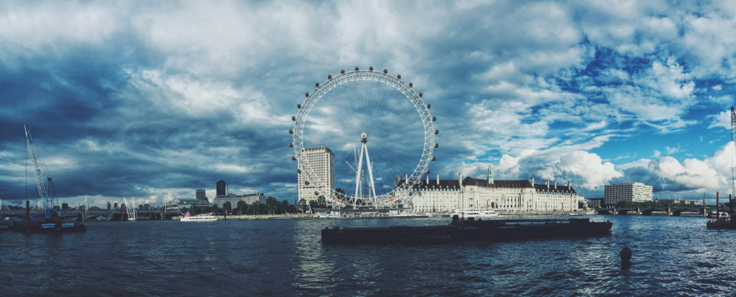 A National Lottery tour of London