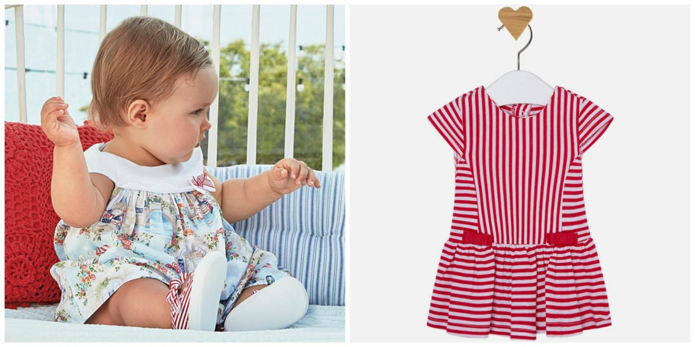 Baby girl summer fashion