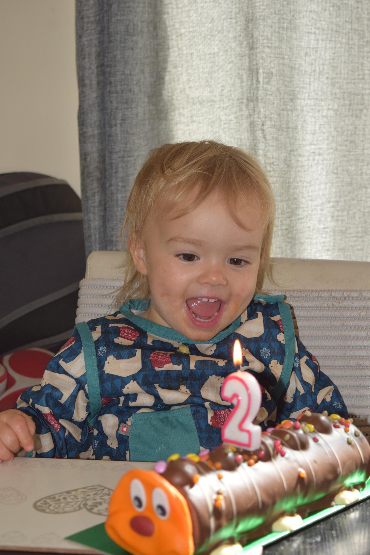 Eliza is 2