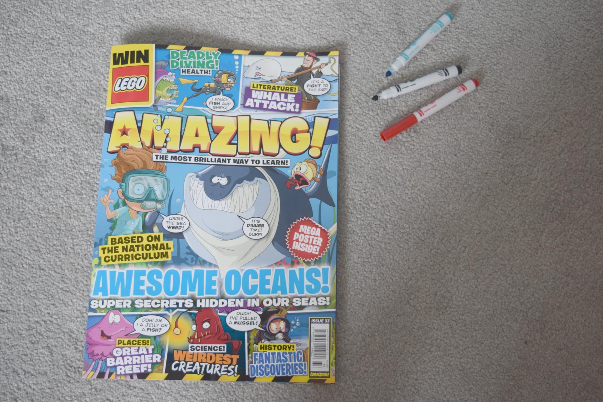 Amazing! magazine