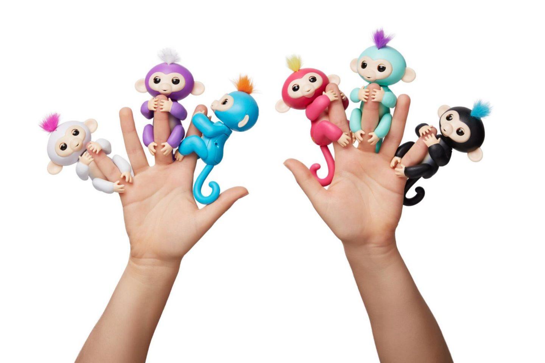 Giveaway | Win a Fingerlings baby monkey