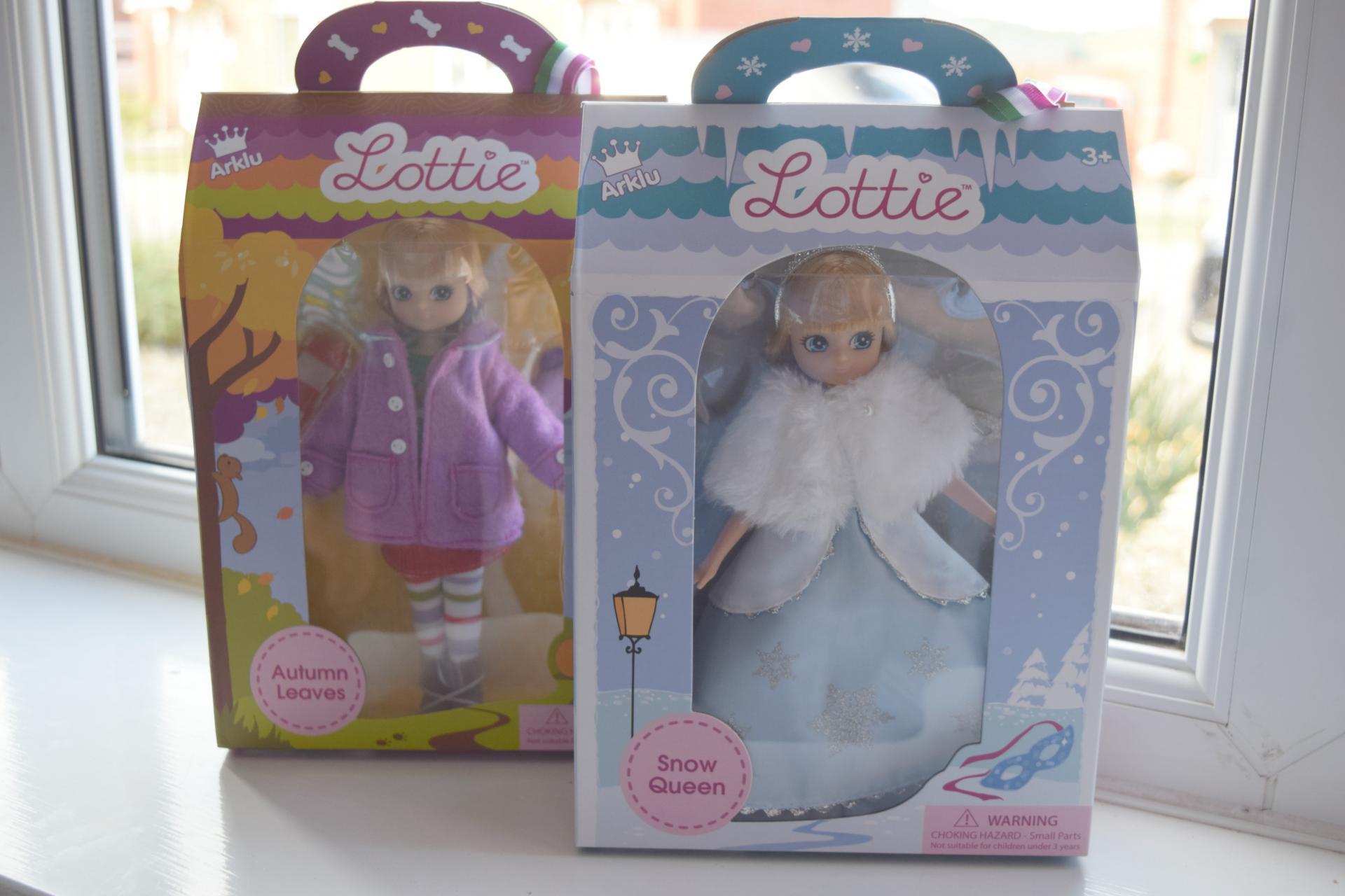 Lottie dolls