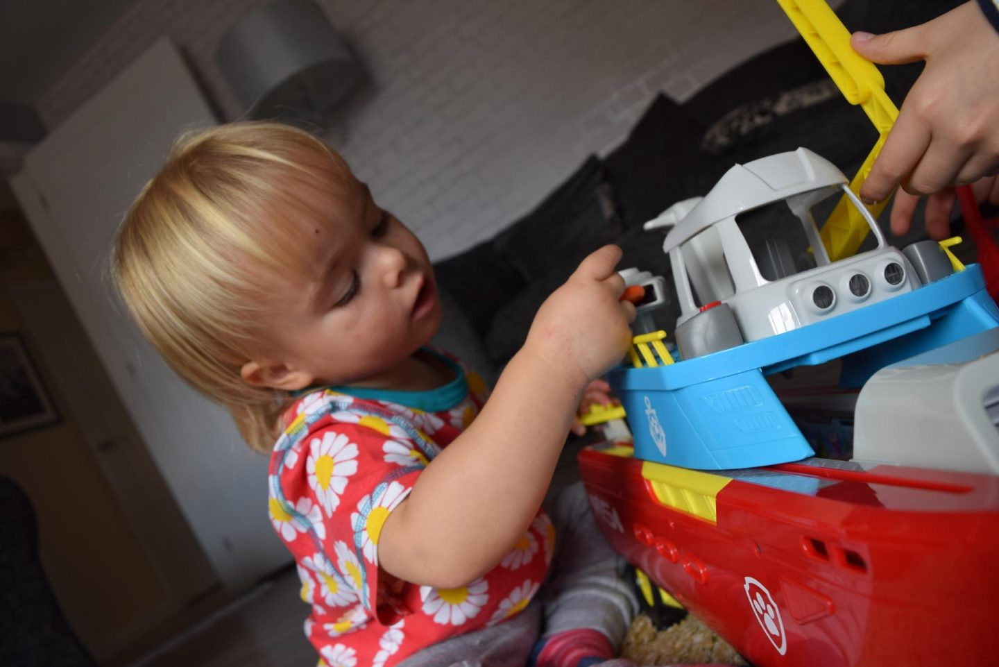 Review | Paw Patrol Sea Patroller