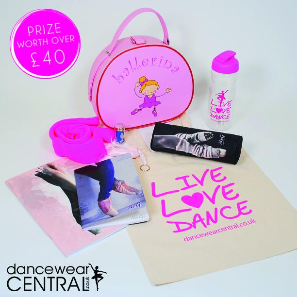 Giveaway | Back to Dance Class bundle