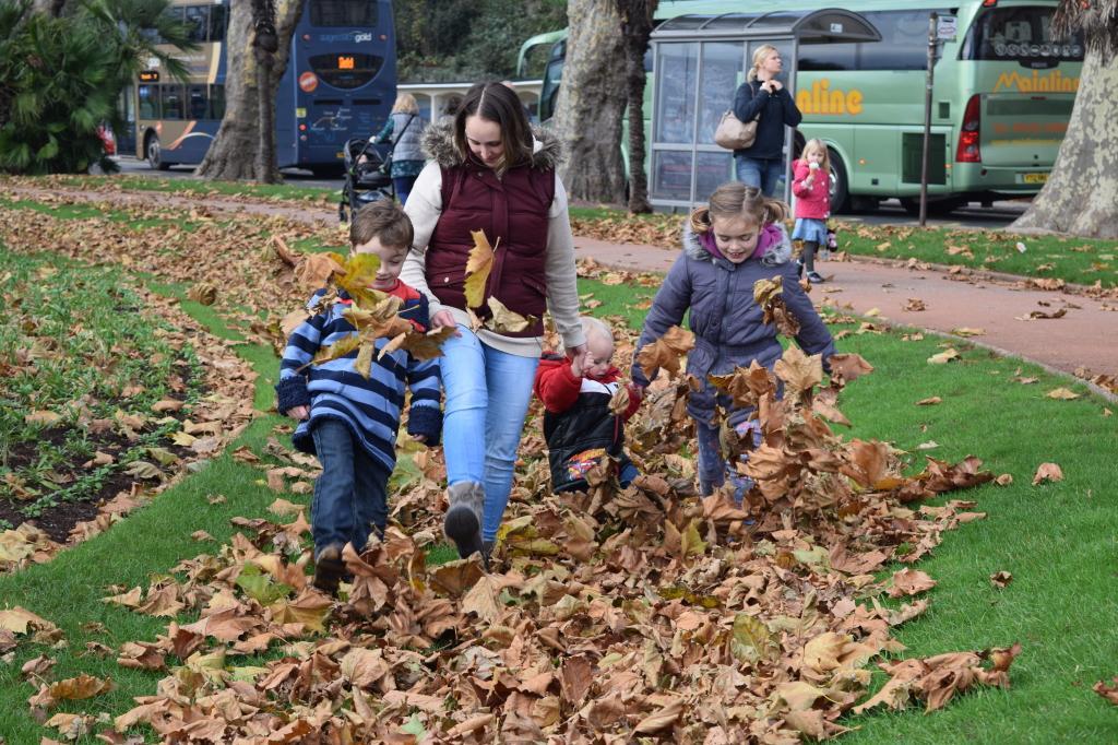 Our autumn/winter bucket list