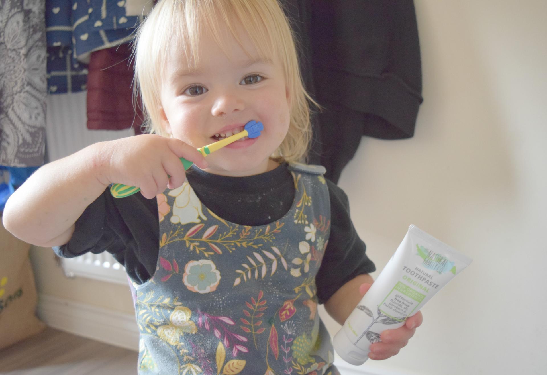 Jack & Jill toothpaste