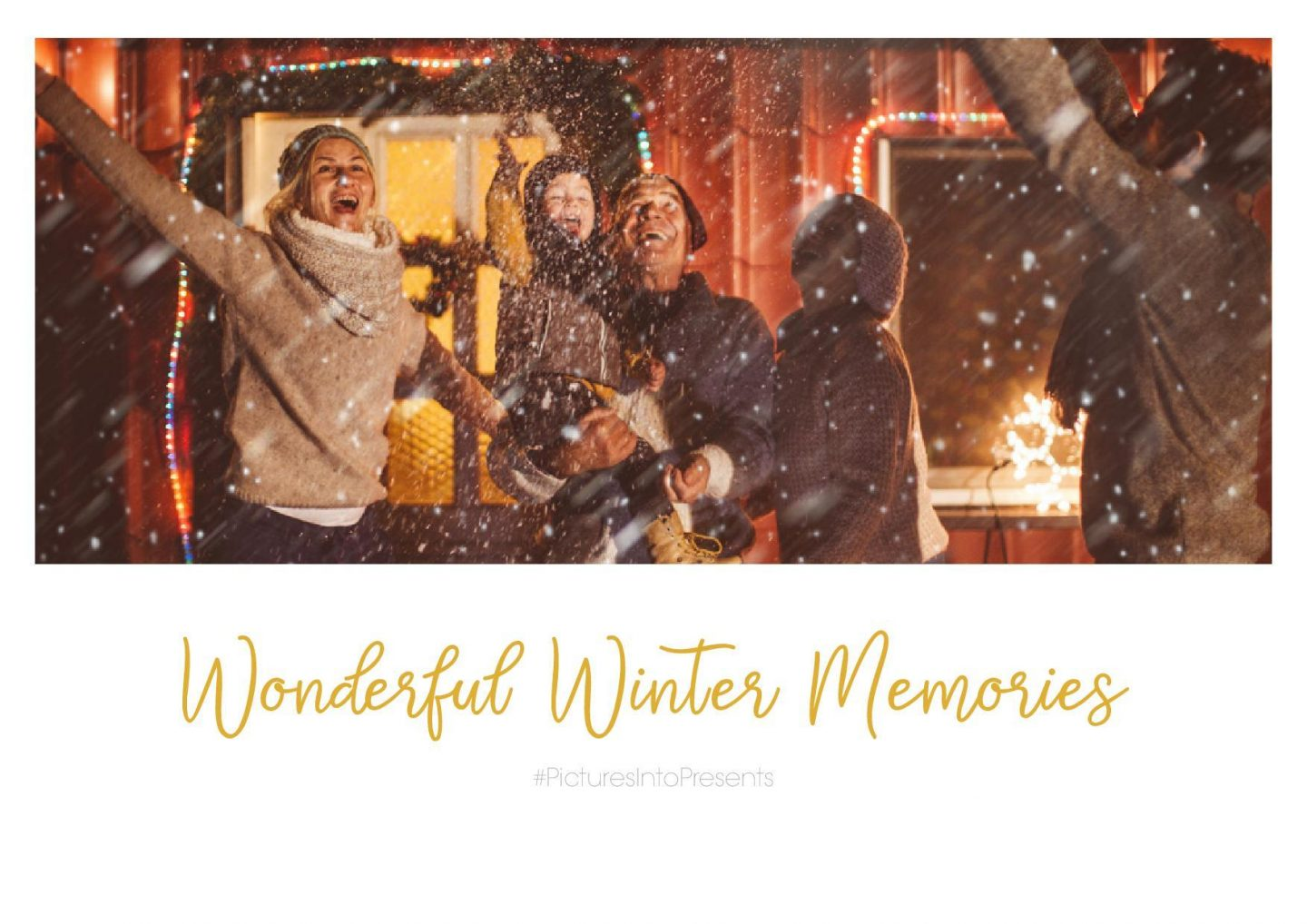 Creating winter memories