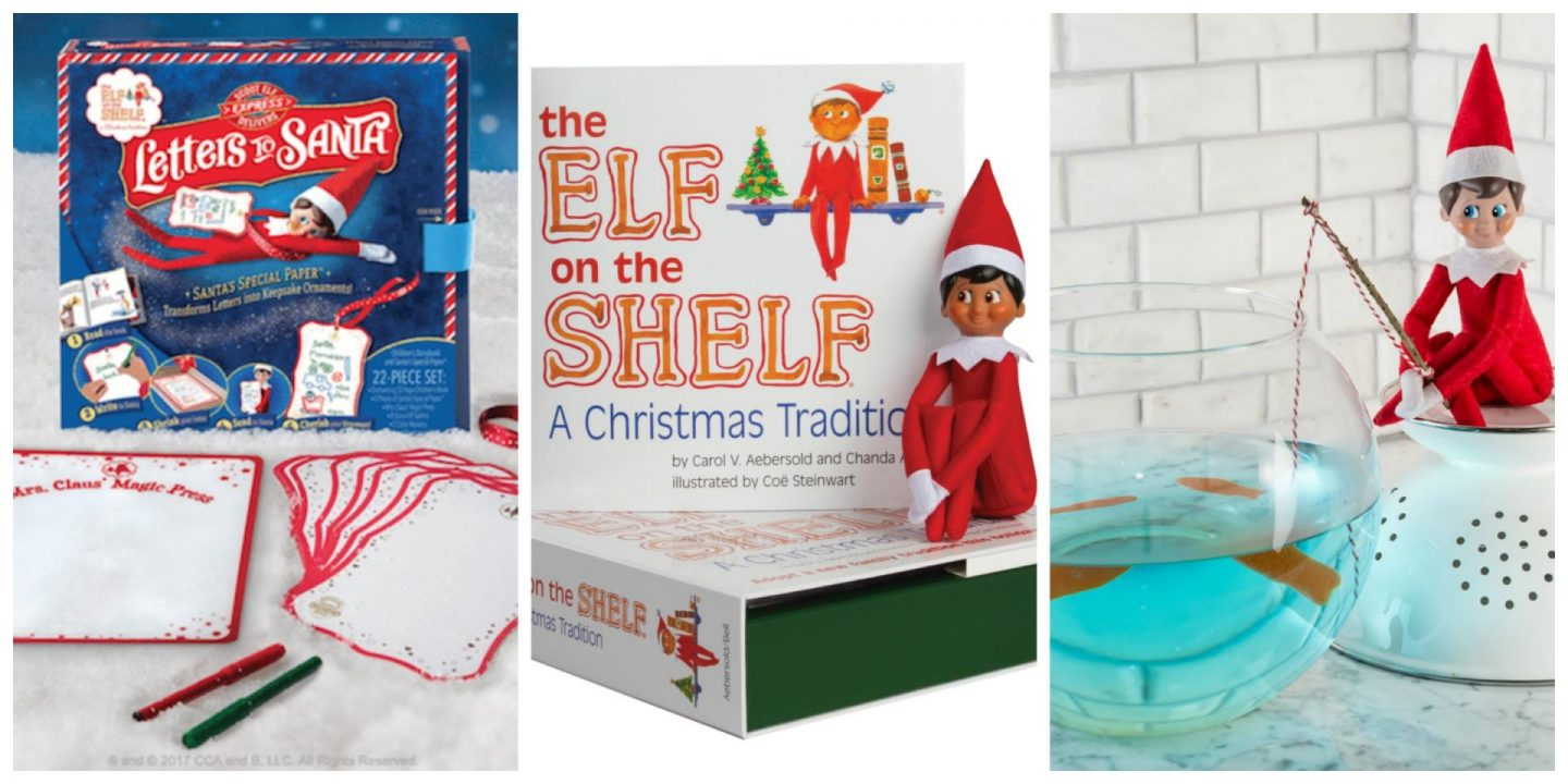 Giveaway | Win Elf on the Shelf and Letters to Santa