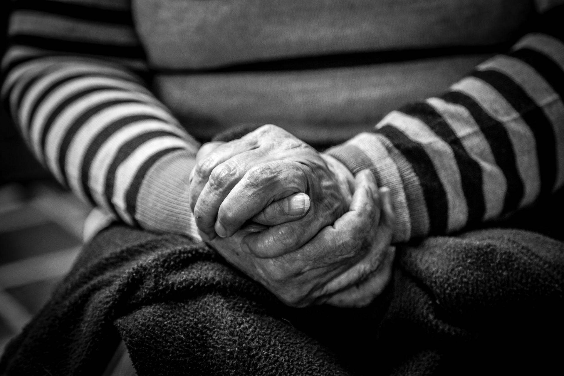 elderly relatives