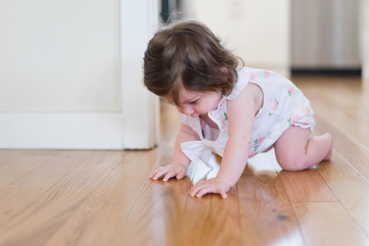 Ready, steady – go! Let's babyproof your home.