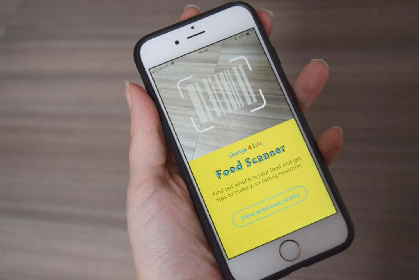 Review | Change4Life Food Scanner App