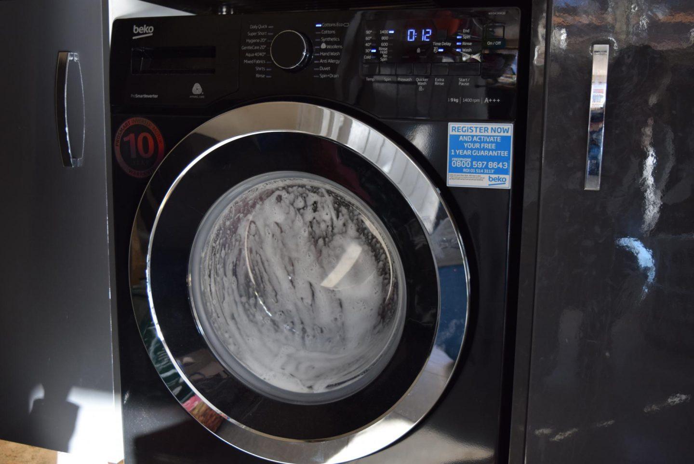 Review & giveaway | Beko washing machine