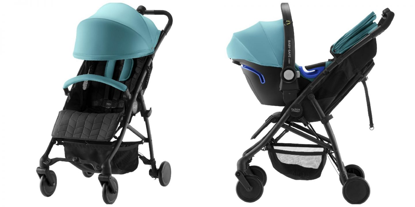 Giveaway | Win a Britax B-Lite travel system