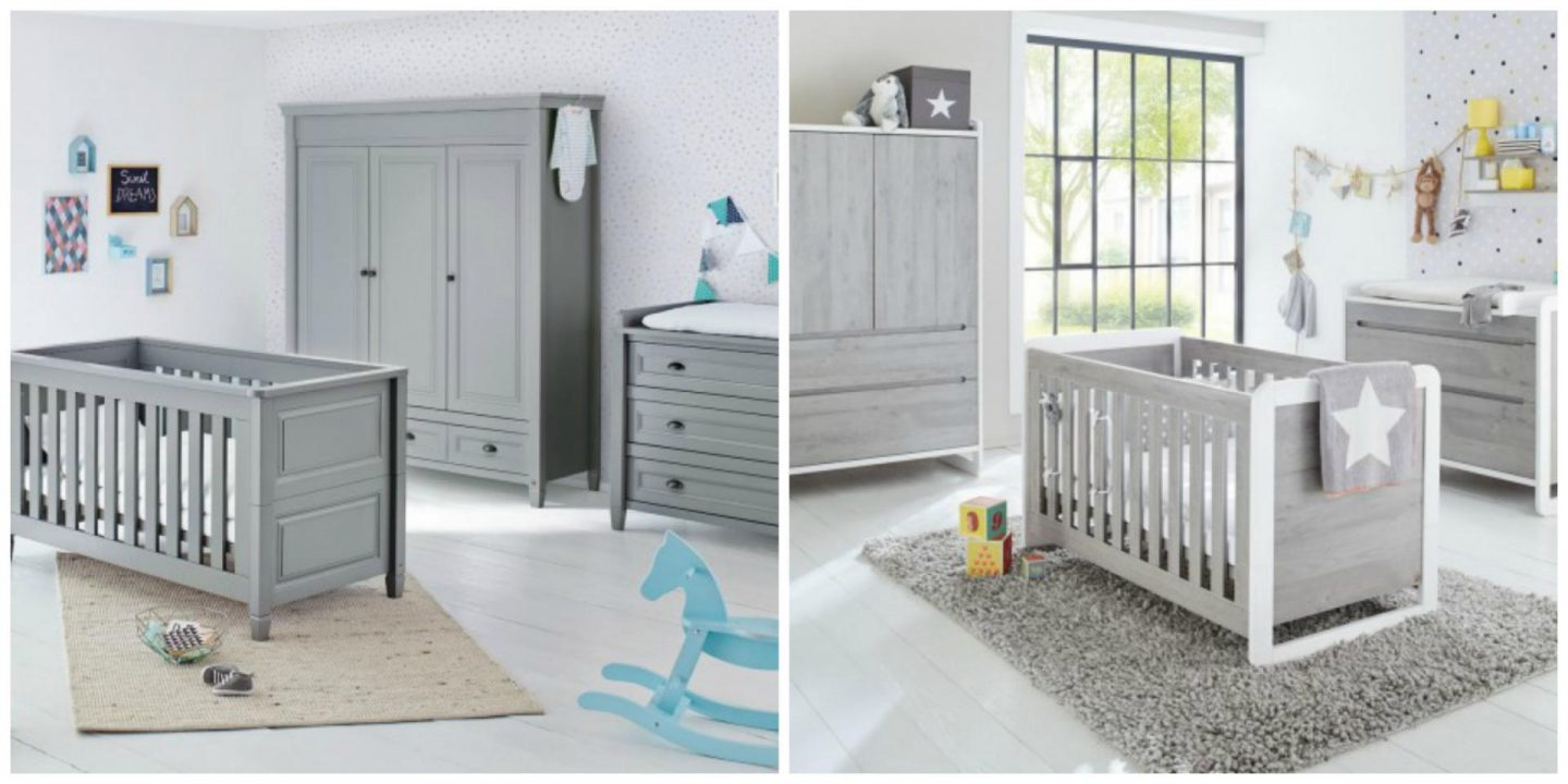 Planning a nursery to grow with your child
