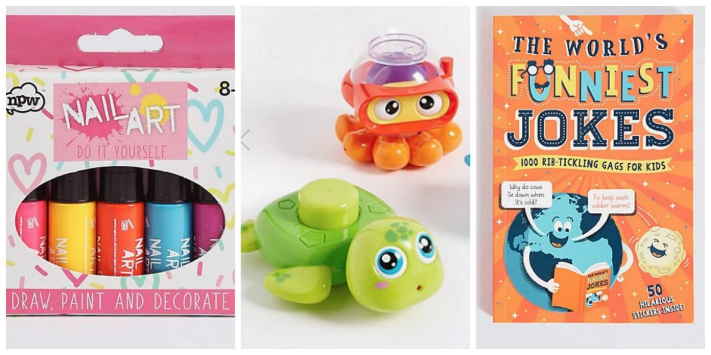 Kids party gift ideas