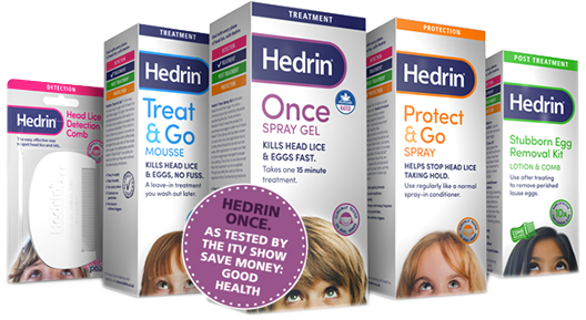 Giveaway | Win a Hedrin bundle