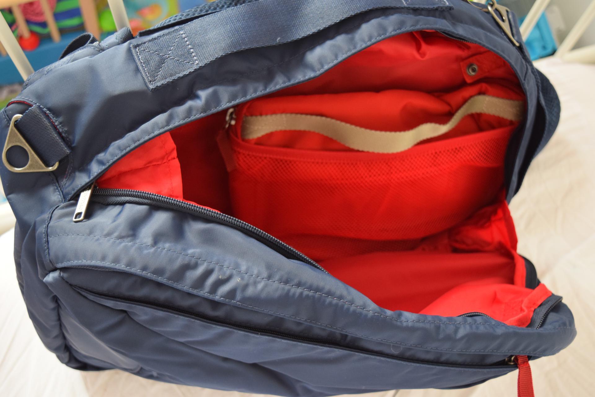 Babymule changing bag