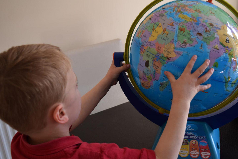 Review | Geo Safari talking globe