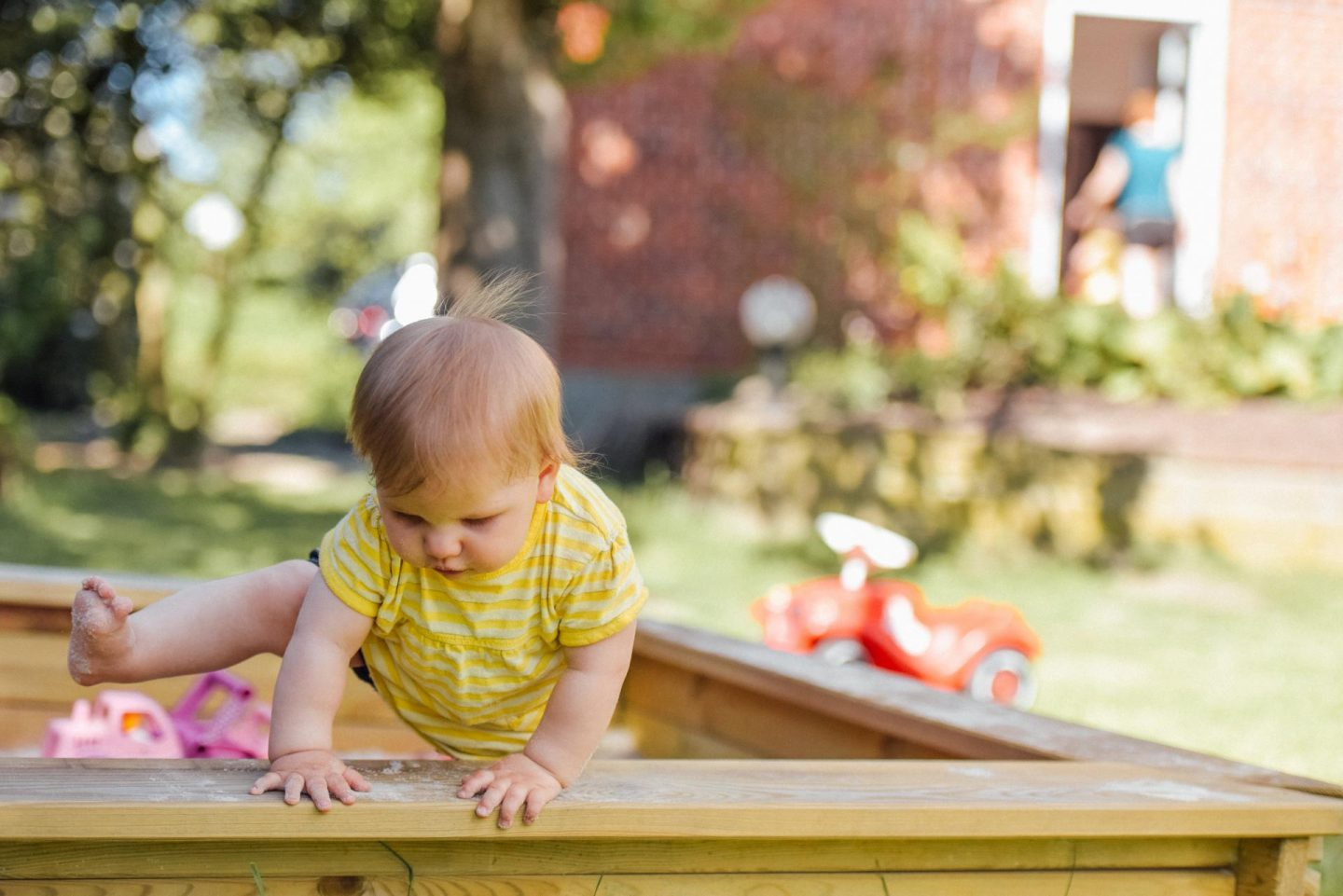 How to child proof your garden