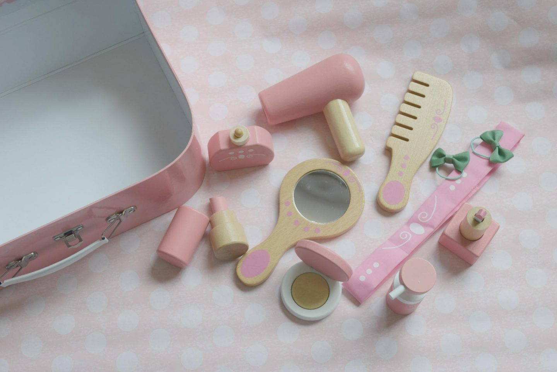 Review | Bigjigs Toys Vanity Kit