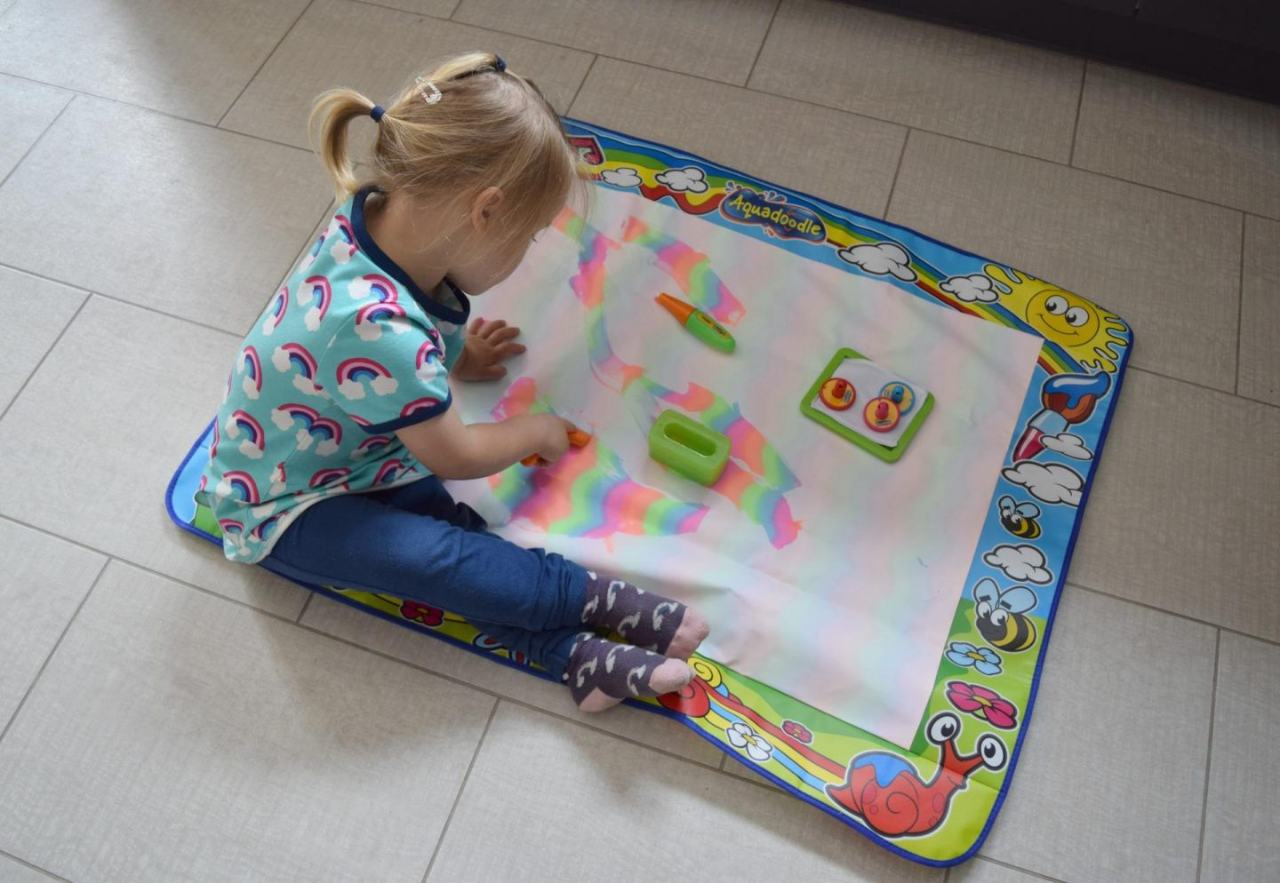 Review | Tomy Aquadoodle